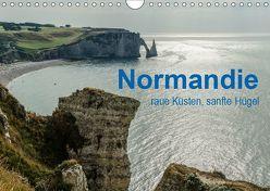 Normandie – raue Küsten, sanfte Hügel (Wandkalender 2019 DIN A4 quer) von Blome,  Dietmar