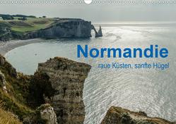 Normandie – raue Küsten, sanfte Hügel (Wandkalender 2021 DIN A3 quer) von Blome,  Dietmar