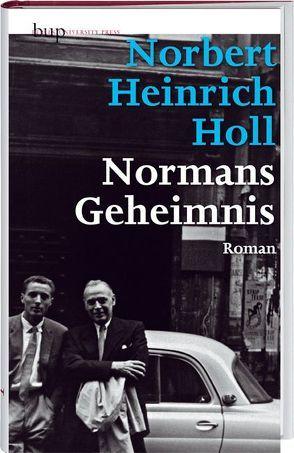 Normans Geheimnis von Holl,  Norbert Heinrich