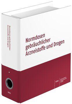 Normdosen gebräuchlicher Arzneistoffe und Drogen von Braun,  Rainer, Haffner,  Felix, Schmid,  Walter, Schultz,  Otto-Erich