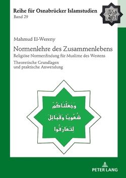 Normenlehre des Zusammenlebens von EL-WERENY,  MAHMUD