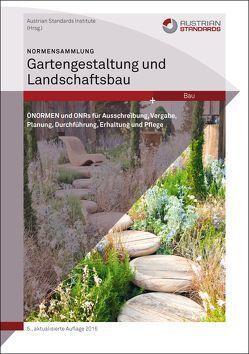 Normensammlung Gartengestaltung und Landschaftsbau