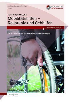 Normensammlung Mobilitätshilfen – Rollstühle und Gehhilfen