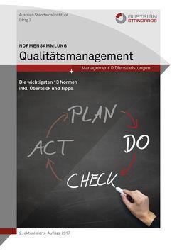 Normensammlung Qualitätsmanagement