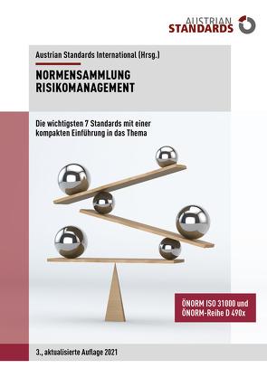 Normensammlung Risikomanagement von Austrian Standards International