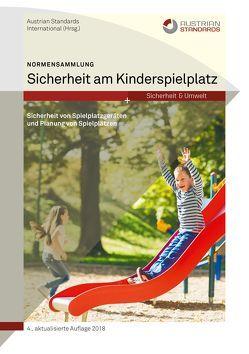 Normensammlung Sicherheit am Kinderspielplatz