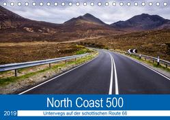 North Coast 500 – Schottlands Traumstraße (Tischkalender 2019 DIN A5 quer) von Peters-Hein,  Reemt