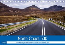 North Coast 500 – Schottlands Traumstraße (Tischkalender 2020 DIN A5 quer) von Peters-Hein,  Reemt