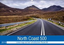North Coast 500 – Schottlands Traumstraße (Wandkalender 2019 DIN A2 quer) von Peters-Hein,  Reemt