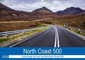 North Coast 500 – Schottlands Traumstraße (Wandkalender 2020 DIN A2 quer) von Peters-Hein,  Reemt