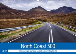 North Coast 500 – Schottlands Traumstraße (Wandkalender 2021 DIN A2 quer) von Peters-Hein,  Reemt