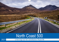 North Coast 500 – Schottlands Traumstraße (Wandkalender 2021 DIN A3 quer) von Peters-Hein,  Reemt
