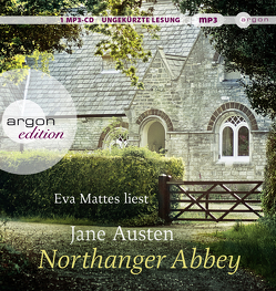 Northanger Abbey von Austen,  Jane, Grawe,  Christian, Grawe,  Ursula, Mattes,  Eva