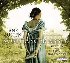 Northanger Abbey von Austen,  Jane, Haberlandt,  Fritzi, Ott,  Andrea