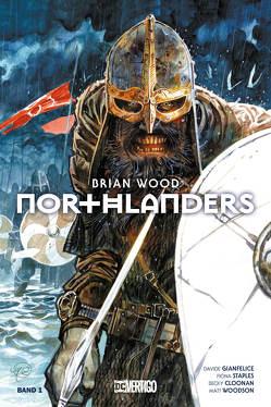 Northlanders Deluxe von Althoff,  Gerlinde, Cloonan,  Becky, Fliege,  Claudia, Gianfelice,  Davide, Kronsbein,  Bernd, Staples,  Fiona, Wood,  Brian, Woodson,  Matt