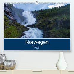 Norwegen 2020 – Bilder einer Radreise (Premium, hochwertiger DIN A2 Wandkalender 2020, Kunstdruck in Hochglanz) von Ulven Photography (Wiebke Schröder),  Lille