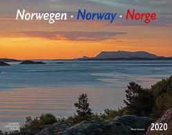Norwegen 2020 Großformat-Kalender 58 x 45,5 cm