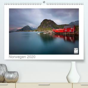 Norwegen 2020 – Land im Norden (Premium, hochwertiger DIN A2 Wandkalender 2020, Kunstdruck in Hochglanz) von kalender365.com