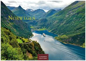 Norwegen 2022 L 35x50cm