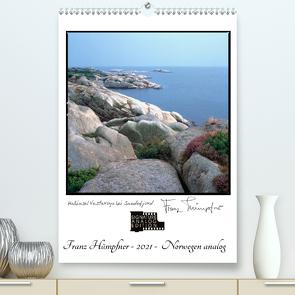 Norwegen analog (Premium, hochwertiger DIN A2 Wandkalender 2021, Kunstdruck in Hochglanz) von Huempfner,  Franz