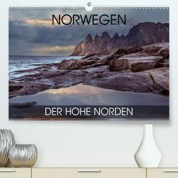 Norwegen – der hohe Norden (Premium, hochwertiger DIN A2 Wandkalender 2020, Kunstdruck in Hochglanz) von Thoermer,  Val
