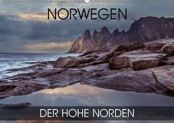 Norwegen – der hohe Norden (Wandkalender 2019 DIN A2 quer) von Thoermer,  Val