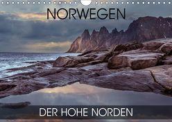 Norwegen – der hohe Norden (Wandkalender 2019 DIN A4 quer) von Thoermer,  Val
