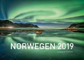 Norwegen Exklusivkalender 2019 (Limited Edition)