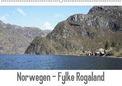 Norwegen – Fylke Rogaland (Wandkalender 2019 DIN A2 quer) von Kleverveer