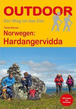 Norwegen: Hardangervidda von Körner,  Tonia