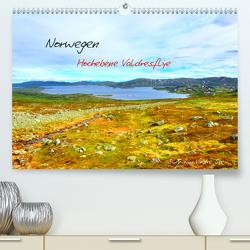Norwegen – Hochebene Valdresflye (Premium, hochwertiger DIN A2 Wandkalender 2021, Kunstdruck in Hochglanz) von Berger,  Andreas