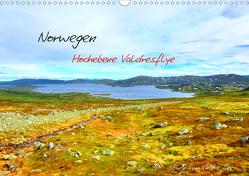 Norwegen – Hochebene Valdresflye (Wandkalender 2021 DIN A3 quer) von Berger,  Andreas