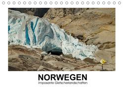 Norwegen – Imposante Gletscherlandschaften (Tischkalender 2020 DIN A5 quer) von Hallweger,  Christian
