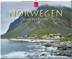 Norwegen – Land der Fjorde von Galli,  Max