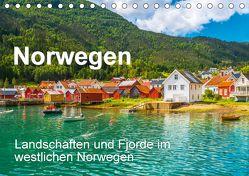 Norwegen – Landschaften und Fjorde im westlichen Norwegen (Tischkalender 2018 DIN A5 quer) von Feuerer,  Jürgen