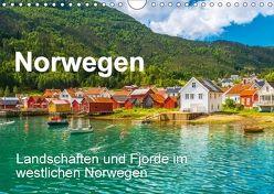 Norwegen – Landschaften und Fjorde im westlichen Norwegen (Wandkalender 2018 DIN A4 quer) von Feuerer,  Jürgen