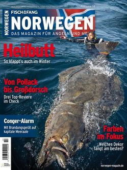 Norwegen-Magazin 14 + DVD