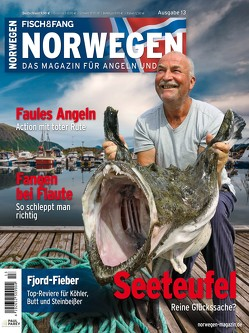 Norwegen Magazin Nr. 13