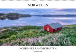 NORWEGEN – NORDMEER LANDSCHAFTEN (Wandkalender 2019 DIN A2 quer) von Kuczinski,  Rainer
