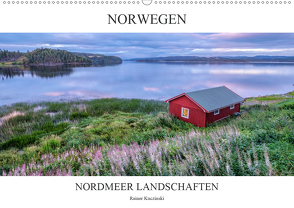 NORWEGEN – NORDMEER LANDSCHAFTEN (Wandkalender 2021 DIN A2 quer) von Kuczinski,  Rainer