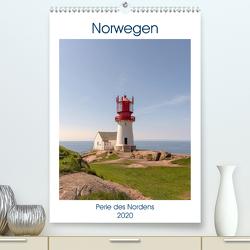 Norwegen – Perle des Nordens (Premium, hochwertiger DIN A2 Wandkalender 2020, Kunstdruck in Hochglanz) von Streiparth,  Katrin