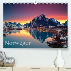 Norwegen (Premium, hochwertiger DIN A2 Wandkalender 2021, Kunstdruck in Hochglanz) von Bothner,  Christian