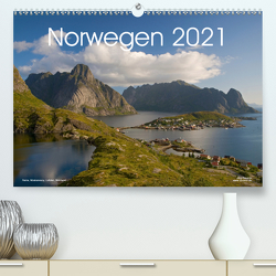Norwegen (Premium, hochwertiger DIN A2 Wandkalender 2021, Kunstdruck in Hochglanz) von Dauerer,  Jörg