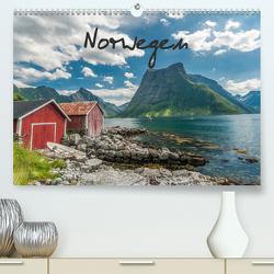 Norwegen (Premium, hochwertiger DIN A2 Wandkalender 2020, Kunstdruck in Hochglanz) von Burri,  Roman