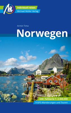Norwegen Reiseführer Michael Müller Verlag von Tima,  Armin