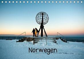 Norwegen (Tischkalender 2018 DIN A5 quer) von N.,  N.