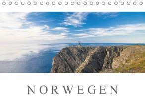 Norwegen (Tischkalender 2018 DIN A5 quer) von Jelen,  Hiacynta