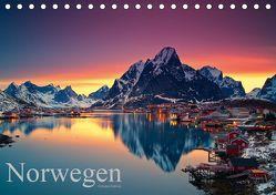 Norwegen (Tischkalender 2019 DIN A5 quer) von Bothner,  Christian