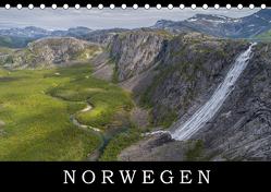 Norwegen und seine Landschaften – 2019 (Tischkalender 2019 DIN A5 quer) von Zeitler,  Marc
