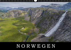 Norwegen und seine Landschaften – 2019 (Wandkalender 2019 DIN A3 quer) von Zeitler,  Marc